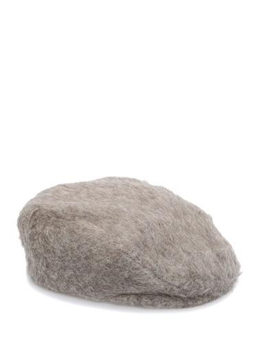 Grevi Şapka Gri